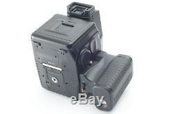 NEAR MINT Mamiya M645 Super AE Prism Finder 120 Film Back x5 From Japan #1370