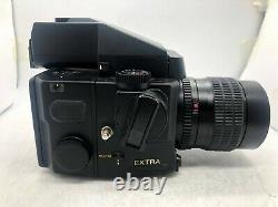 NEAR MINT Mamiya M645 Super + SEKOR C 150mm F3.5 N + AE Finder + 120 Film Back