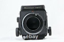 NEAR MINT- Mamiya RB67 Pro + SEKOR C 65mm f/4.5 + 120 Film Back from JAPAN