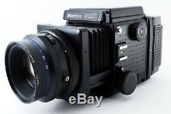 NEAR MINT Mamiya RZ67 Pro Body + 110mm f2.8 + 120 film back Holder Japan 4020