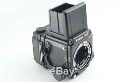 NEAR MINT Mamiya RZ67 Pro II 120 Film Back with Sekor Z 65mm f4w etc. From JAPAN