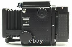 NEAR MINT Mamiya RZ67 Pro II Sekor Z 110mm F/2.8 W 120 Film Back x2 From JAPAN
