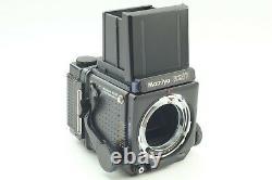 NEAR MINT Mamiya RZ67 Pro Medium Format with 120 Film Back From JAPAN 1160