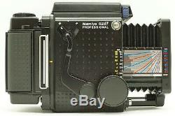 NEAR MINT Mamiya RZ67 Pro + Sekor Z 110mm F2.8 + 120 Film Back from Japan