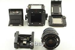 NEAR MINT Mamiya RZ67 Pro + Sekor Z 140mm f/4.5 W + 120 Film Back from japan