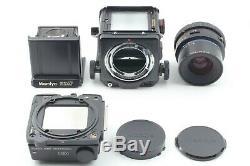 NEAR MINT++ Mamiya RZ67 Pro +Sekor Z 90mm f3.5 W + 120 Film Back 6x7 JAPAN 663