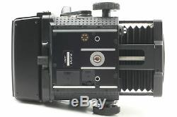NEAR MINT Mamiya RZ67 Pro with Z 90mm f/3.5 + 120 Film Back From JAPAN #2230