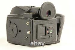 NEAR MINT PENTAX 645 + SMC A 45mm f/2.8 Lens + 120 Film Back from JAPAN
