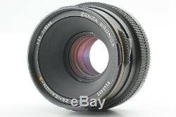 NEAR MINT ZENZA BRONICA SQ-A with S 80mm F2.8 +120 Film Back from Japan 622