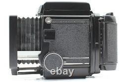 NEAR MINT+++ with Bonus Mamiya RB67 Pro S Body Sekor C 127mm Lens 120 Back JAPAN