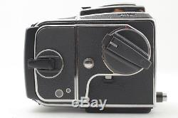 NEWHasselblad 503CW Medium Format with CFE 80mm 2.8,120 Film Back IV, Winder CW