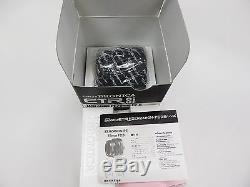 NIB Bronica ETR Si body with PE 75mm F/2.8, 120 Back PLS read description