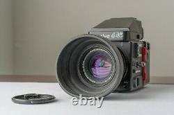 NMintMamiya 645 super 80mm 2.8N, 120 film back, Prism finder N/READ DESCRPTN