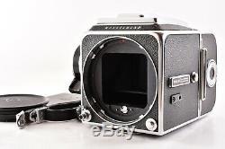 N MINTHasselblad 500 CM C/M Medium format + A12 II Film Back From JAPAN Z11Y