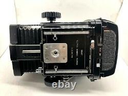 N MINTMamiya RB67 Pro + Sekor 65mm f4.5 + Prism Finder + 120 Back From Japan