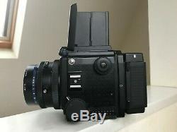 N MINT 2Backs Mamiya RZ67 Pro II Sekor Z 127mm F3.8 W 120 220 back from JAPAN