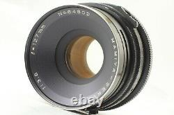 N. MINT + Case Mamiya RB67 Pro S 127mm f/3.8 120 Film Back From JAPAN #453
