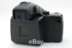 N MINT Mamiya 645 AFD + 80mm, 35mm, 45mm, 150mm, 55-110mm, 210mm 6Lens + 2Back