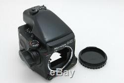 N MINT+++ Mamiya 645 Pro TL 80mm f/1.9,45mm f/2.8, Back x2, PL Filter, More