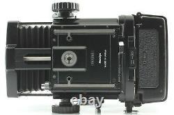 N MINT+++ Mamiya RB67 Pro SD + K/L KL 127mm f3.5 Lens + 120 Film Back JAPAN