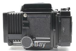 N. MINT++ Mamiya RB67 Pro SD with 127mm Lens + 120 Film Back From JAPAN #1160