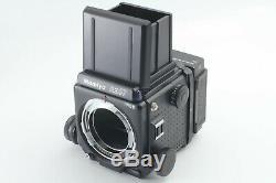N MINT Mamiya RZ67 Pro II Medium Format Camera with 120 ll Film Back from JAPAN