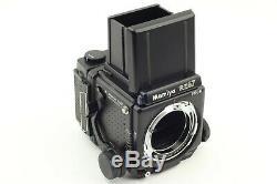 N MINT Mamiya RZ67 Pro II + Sekor Z 110mm f/2.8 Lens 120 Film Back from JAPAN