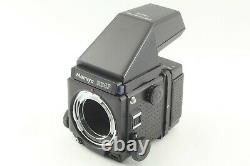 N. MINT++Mamiya RZ67 Pro + Sekor Z 90mm lens+ PD Prism, 120 Film back JAPAN