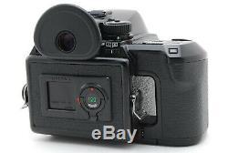 N MINT Pentax 645N Medium Format + SMC A 75mm f/2.8 + 120 film Back From JAPAN