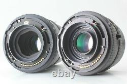 N MINT with 2 Lens 2Back Mamiya RZ67 Pro II + Sekor Z 127mm + 180mm from JAPAN