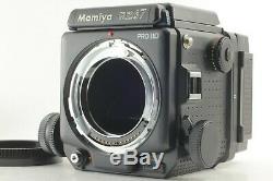 N Mint Mamiya RZ67 Pro II D IID Waist Level 120 Film Back II from Japan #10464