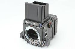 N Mint Mamiya RZ67 Pro II Film Camera Sekor Z 65mm f/4 Lens 120 Film Back a79