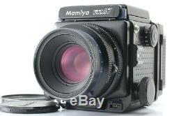 N. Mint+++ Mamiya RZ67 Pro + Sekor Z 110mm F2.8 + Pro II120 Film Back Japan