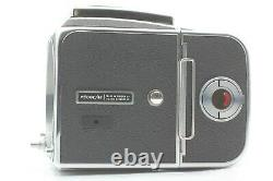 Near MINT CLA'd Hasselblad 500C/M 500CM Film Camera with C 80mm F/2.8 From JAPAN