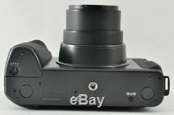 Near MINT FUJIFILM GA645Zi Black 55-90mm f/4.5-6.9 Data Back from Japan #4564