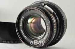 Near MINT HASSELBLAD 500C/M Planar 80mm f/2.8 T A12 Film Back from Japan #2262