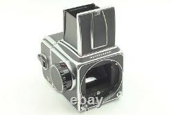 Near MINT+++ Hasselblad 500C 6x6 Film Camera Body + A12 II Film Back JAPAN 829