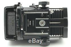 Near MINT Mamiya RB67 Pro SD + K/L 90mm 120 Back & Motorized from JAPAN#284