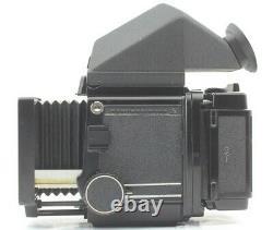 Near MINT Mamiya RB67 Pro S Camera + Sekor C 127mm f/3.8 + SD Back From JAPAN