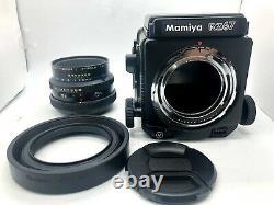 Near MINT+++ Mamiya RZ67 Pro + Sekor Z 110mm f2.8 W + 120 Film Back From JAPAN