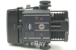 Near Mint+5 Mamiya RZ67 Pro II ProII Body + 120 Film Back Type ll from JAPAN