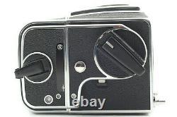 Near Mint Hasselblad 500CM C/M Camera CF 80mm f/2.8 A12 II Film Back From JAPAN