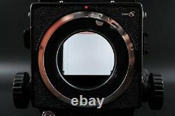 Near Mint MAMIYA RB67 Pro S with Sekor C 127mm F/3.8 Lens + 120 Film Back Japan