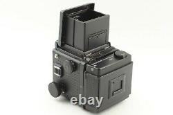 Near Mint Mamiya RZ67 Pro Body + Z 90mm F3.5 W Lens 120 Film Back x3 Japan 510