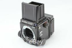 Near Mint Mamiya RZ67 Pro II + Sekor Z 90mm 127mm 180mm Lens +120 back JAPAN