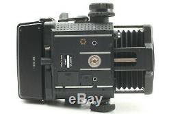 Near Mint Mamiya RZ67 Pro II Z 110mm f2.8 W 120 Back Winder +etc. JAPAN 1917