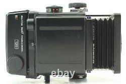 Near Mint Mamiya RZ67 Pro + Sekor Z 90mm f/3.5 W 120 Film Back From JAPAN #798