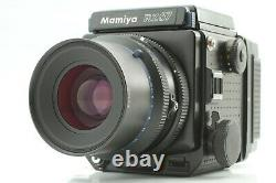 Near Mint Mamiya RZ67 Pro + Sekor Z 90mm f/3.5 W 120 Film Back From JAPAN #863