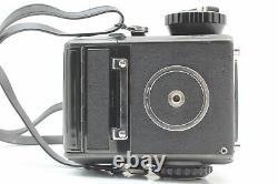 Near Mint Zenza Bronica S2 Black Late Model with 75,150 Lenses, Film Back Japan