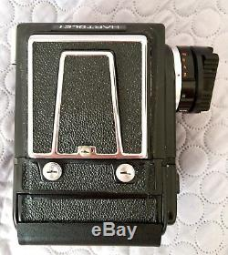 New! Kiev-88CM Hartblei MLU Set VLF+2 Film Backs 6x6 Medium Format SLR Camera